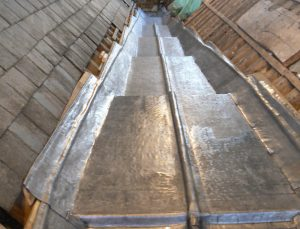 lead roof